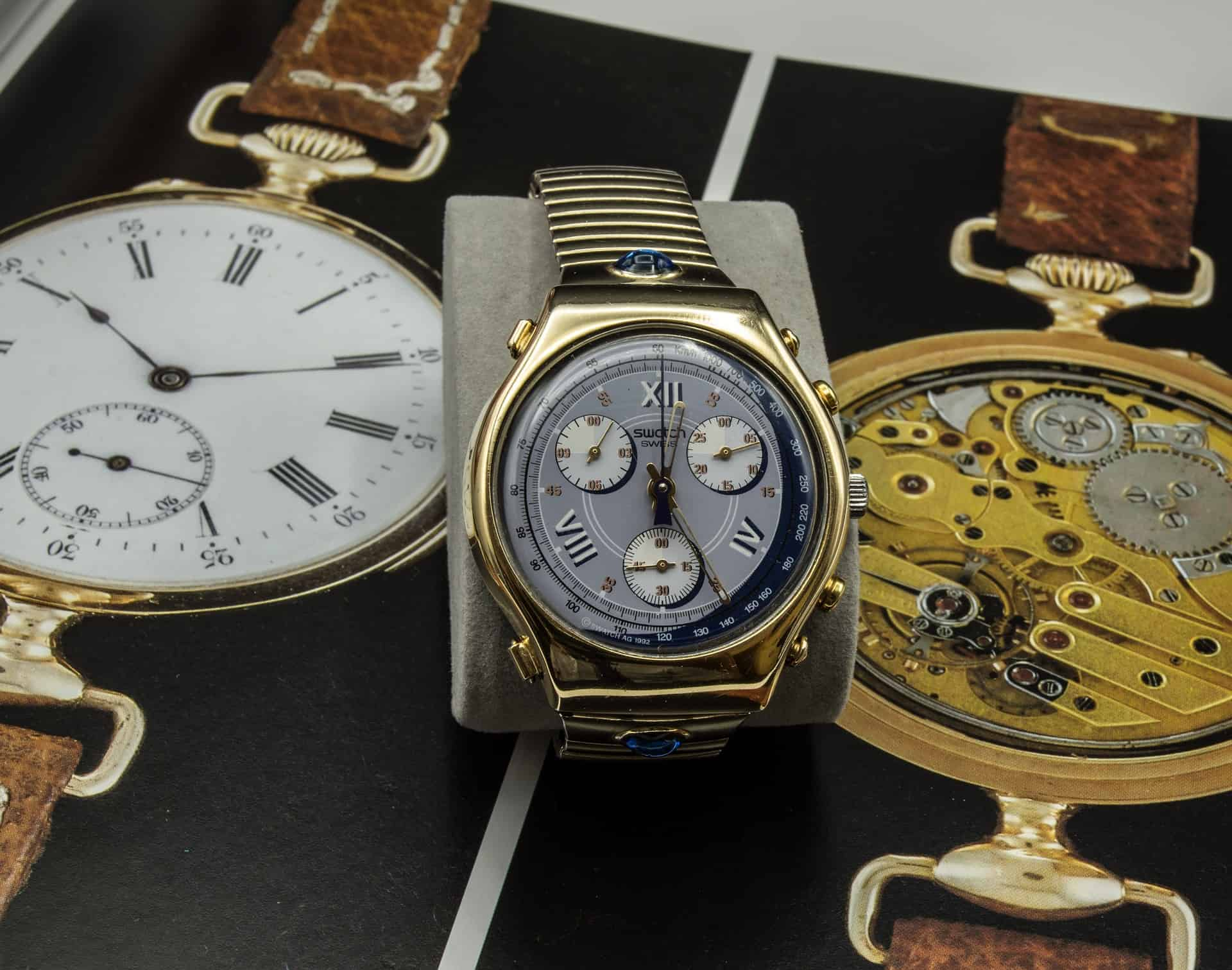 The most amazing watches of the world